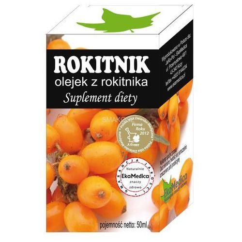 Olejek z Rokitnika Eka Medica - - 50 ml (butelka) - sprawdź w wybranym sklepie