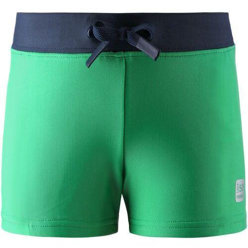 Reima penang spodenki kąpielowe dzieci, jungle green 110 2020 stroje kąpielowe