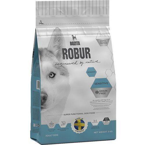 Robur sensitive grain free reindeer 11,5 kg marki Bozita