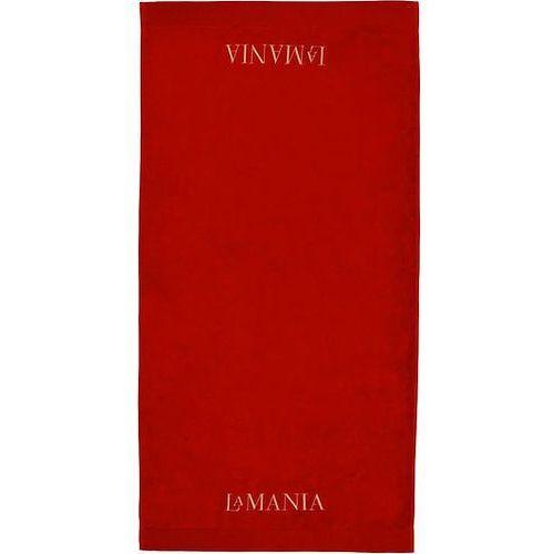 Ręcznik red softness 70 x 140 cm marki La mania home