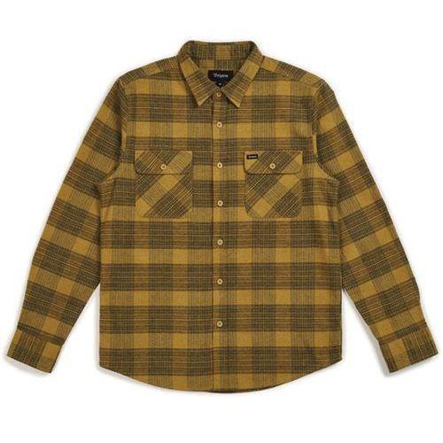 Koszula - bowery l/s flannel avocado (avcdo) rozmiar: xl marki Brixton