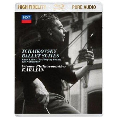 TCHAIKOVSKY BALLET SUITES - Herbert von Karajan (Płyta Blu-Ray) (0028947850281)