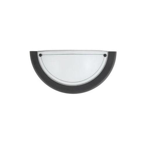 Kinkiet ufo 1x60w czarny marki Rabalux