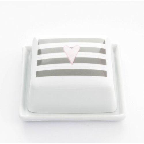 Dekoria maselniczka z serii magie stripes 14.5x6x13cm, 14,5 × 13 × 6 cm