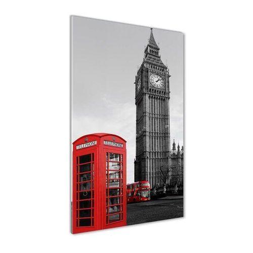 Foto obraz akryl do salonu big ben londyn marki Wallmuralia.pl