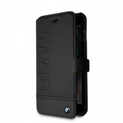Bmw book bmflbki8lllsb iphone 7 plus/8 plus czarny