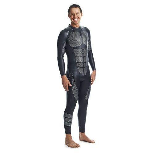 t02 mężczyźni czarny l 2018 pianki do pływania marki Colting wetsuits