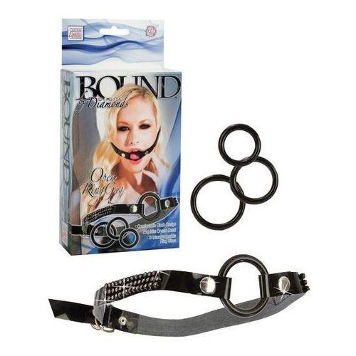 Bound By Diamonds Open Ring Gag | 100% DYSKRECJI | BEZPIECZNE ZAKUPY