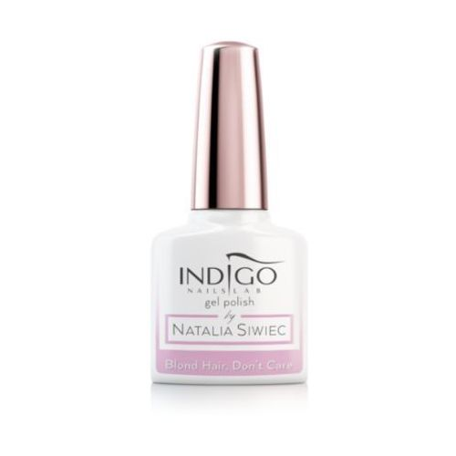 Indigo Blond Hair, Don't Care Gel Polish 7ml (5902188539462)