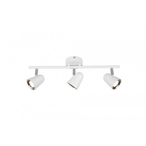 Lampa sufitowa Reality TOULOUSE LED Biały, 3-punktowe - Nowoczesny - Obszar wewnętrzny - TOULOUSE - Czas dostawy: od 3-6 dni roboczych (4017807425161)