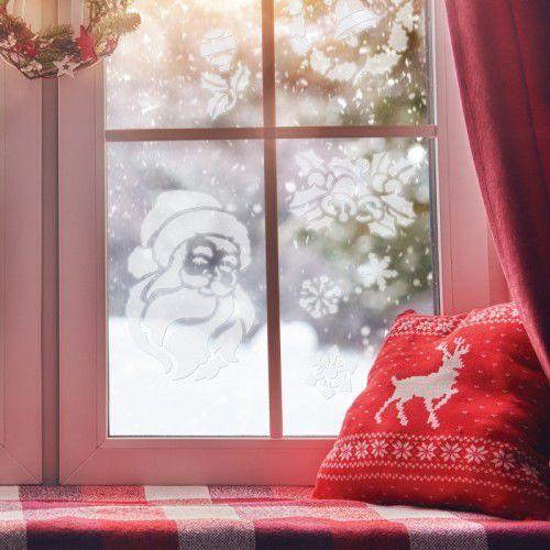 5szt. szablonów wielokrotnych do sztucznego śniegu #1 (5903175800008)