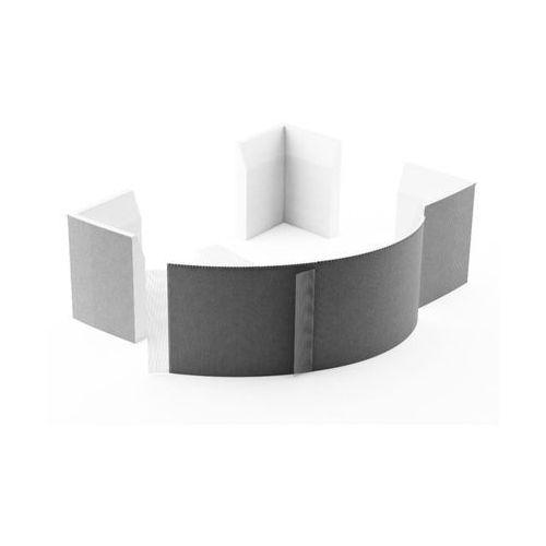 Schedpol Panel do wanny do wanien polokrągłych (5907527056778)