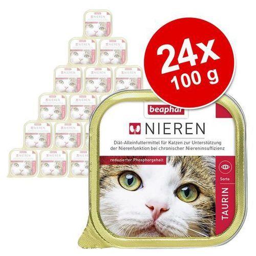 Megapakiet z tauryną - tauryna, 24 x 100 g  darmowa dostawa od 89 zł + promocje od zooplus!  -5% rabat dla nowych klientów marki Beaphar