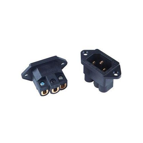 Furutech FI-06 (G) - gniazdo montażowe IEC - pozłacane (4582237539387)
