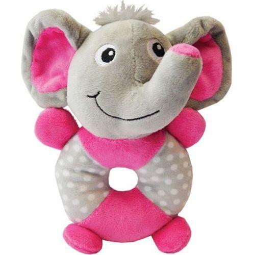 Pluszowa zabawka dla szczeniąt - słonik marki Little rascals