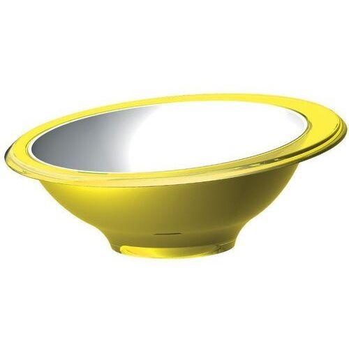 - glamour - miseczka - żółta marki Casa bugatti