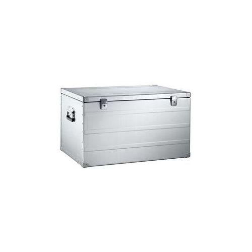 Aluminiowy pojemnik transportowy,poj. 123 l