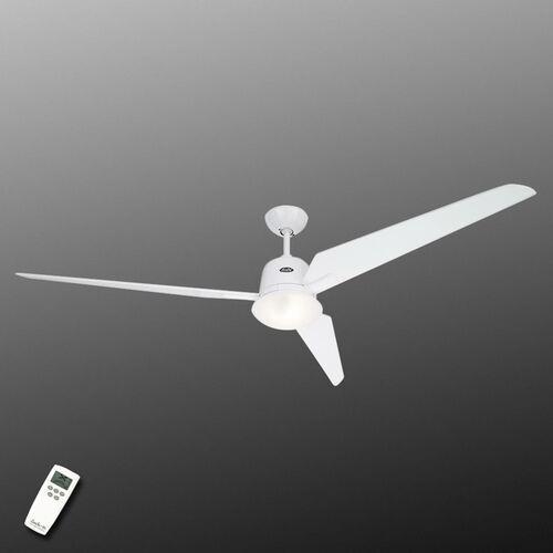 Wentylator sufitowy Eco Aviatos biały 162 cm