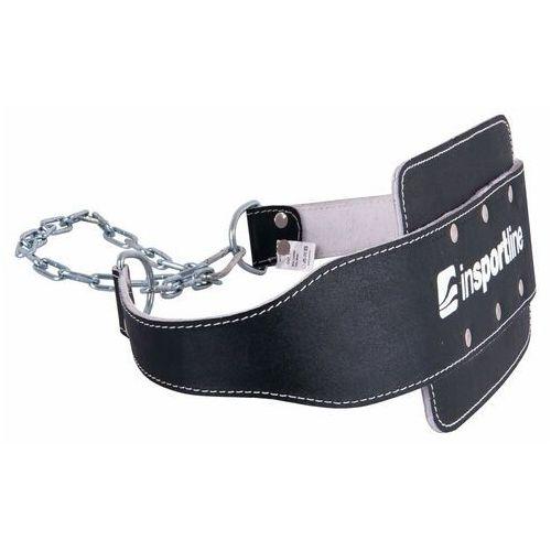 Skórzany pas z łańcuchem na dodatkowe obciążenia nf-9057 marki Insportline