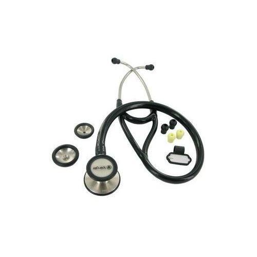 Stetoskop kardiologiczny SPENGLER Cardio Prestige 4w1 czarny (3700446008994)
