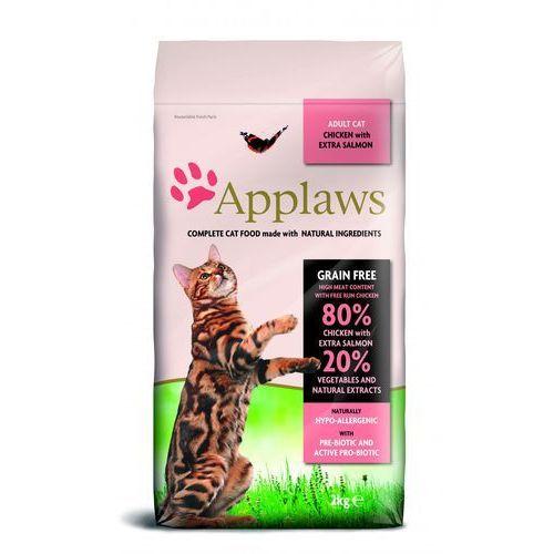 Applaws Adult z kurczakiem i łososiem - 2 kg, KAPP008