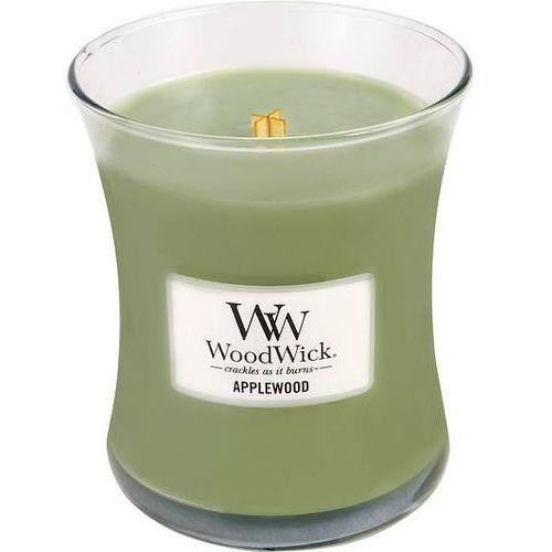 Woodwick Świeca core applewood średnia