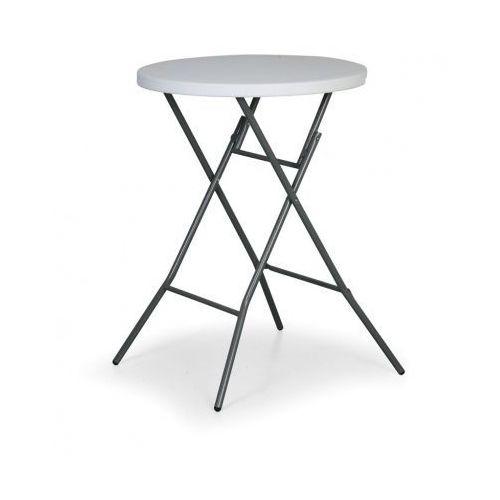 Okrągły stół cateringowy, średnica 800 mm, wysokość 1100 mm marki B2b partner