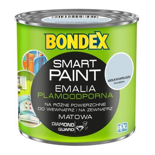 Emalia akrylowa smart paint królik w kapeluszu 0,2 l marki Bondex