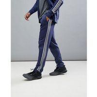 Adidas Athletics knitted joggers in navy cf2494 - Navy, kolor szary