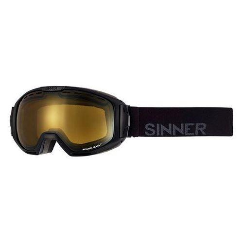 Gogle narciarskie  mohawk sintec/trans+ sigo-167 polarized 10a-pc1 marki Sinner