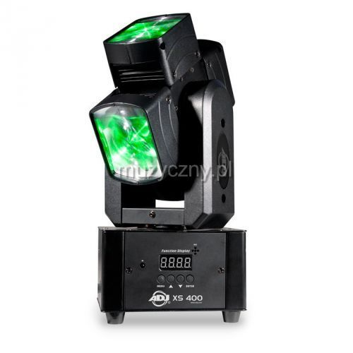 American DJ XS 400 ruchoma głowa LED DMX