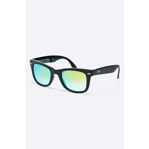 - okulary marki Ray-ban