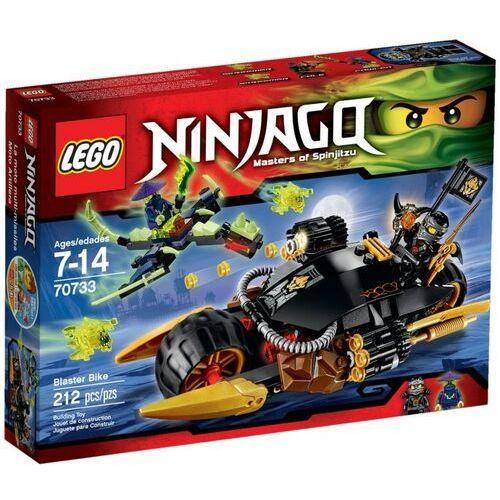 Lego NINJAGO Motocykl 70733 wyprzedaż