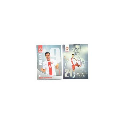 Brulion a5 96 kartek kratka pzpn marki Interdruk