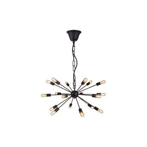 Lampa wisząca ORBIT BK 40446-18BK - Azzardo - Autoryzowany dystrybutor AZzardo, kolor Czarny