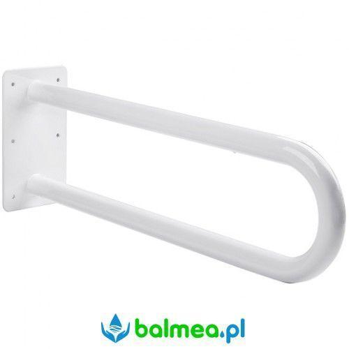 Poręcz stała łukowa dla niepełnosprawnych 600 mm sw b marki Faneco