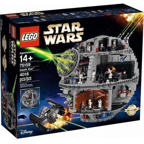 OKAZJA - Lego STAR WARS Gwiazda śmierci 75159