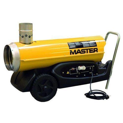 Nagrzewnica olejowa z odprowadzaniem spalin BV 77 E - 20 kW + gratis - partner firmy Master - serwis, BV 77 E
