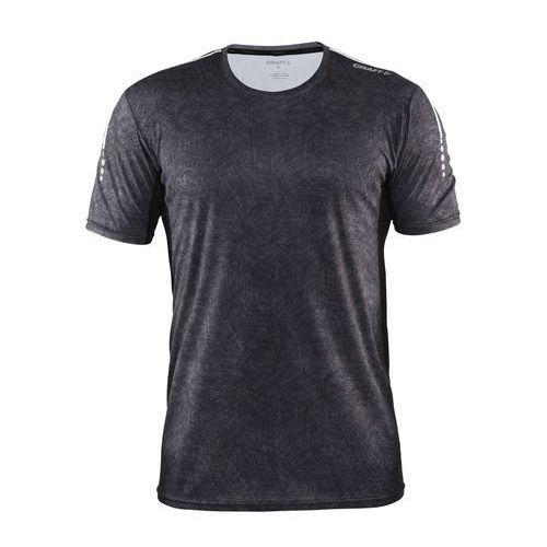 mind ss tee - męska koszulka biegowa (szara) marki Craft