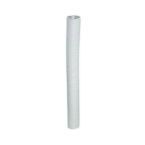 Rura odprowadzająca ALUMINIOWA WENTYLACYJNA 100 mm 3 mb BIAŁA SPIROFLEX (5901171232953)