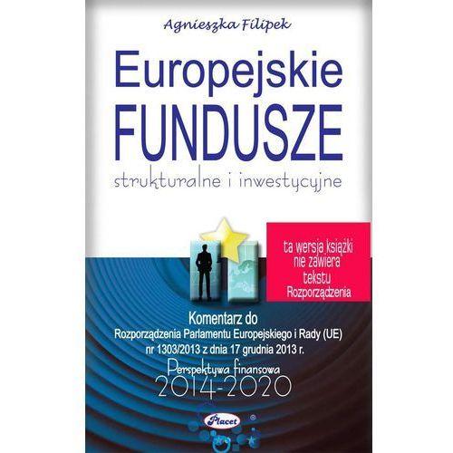 Europejskie Fundusze strukturalne i inwestycyjne [E-book] (9788374880695)