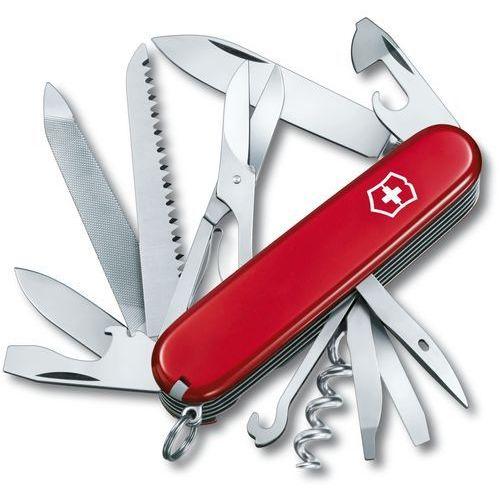 Scyzoryk Victorinox Ranger, czerwony, kolor czerwony