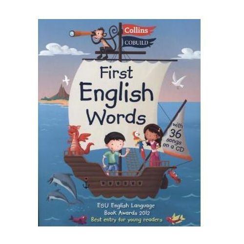 Collins First English Words - First English Words : Age 3-7 (9780007431571)