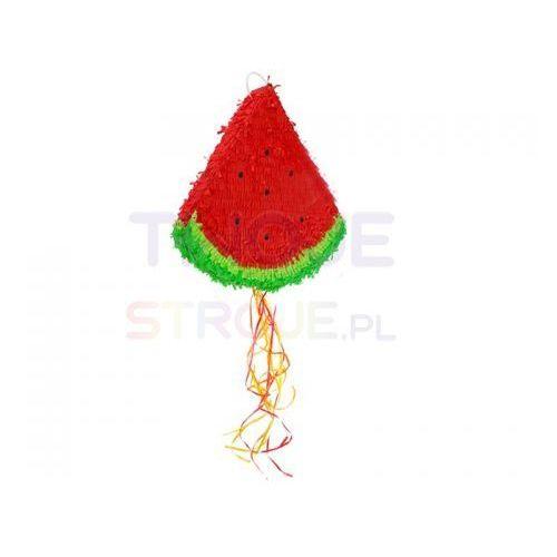 Pinata arbuz czerwona 42cm marki Twojestroje.pl