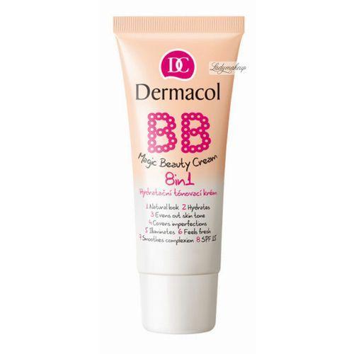 - bb magic beauty cream 8in1 - krem bb 8w1 - sand marki Dermacol - OKAZJE