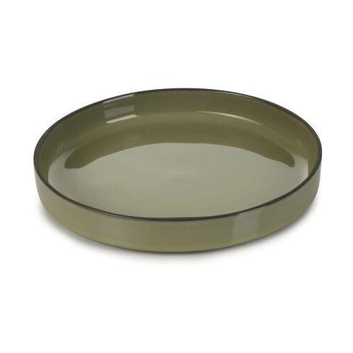 Talerz porcelanowy głęboki caractere śr. 23cm kardamon marki Revol