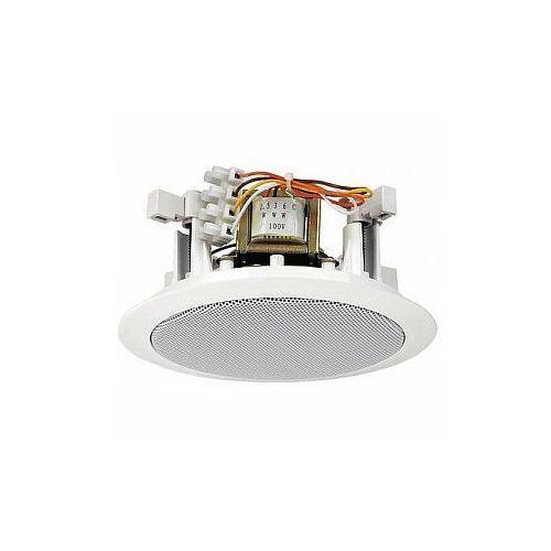 Głośnik sufitowy pa do zabudowy edl-24, 94 db, 100 - 14 000 hz, 100 v, kolor: biały, 1 szt. marki Monacor