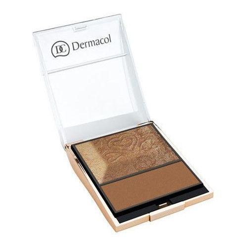 bronzing palette 9g w paleta do makijażu, marki Dermacol