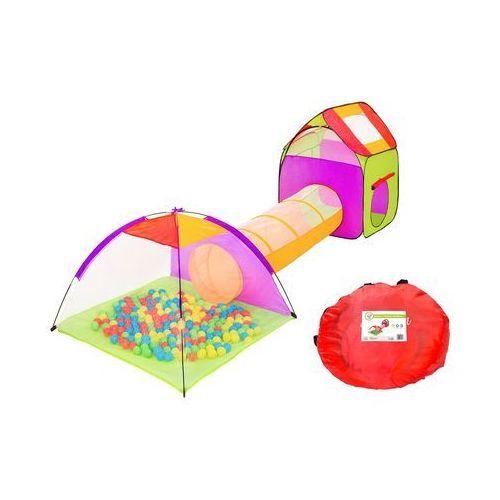 Namiot domek tunel dla dzieci suchy basen LILUPI (5906874159323)