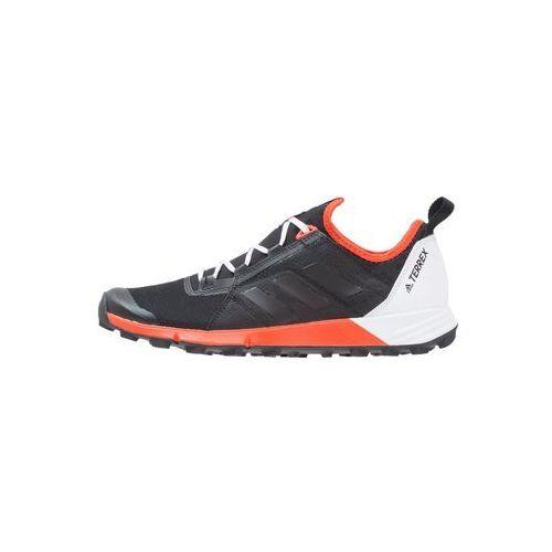 adidas TERREX Agravic Speed Buty do biegania Mężczyźni biały/czarny 10,5 | 45 1/3 2017 Buty terenowe (4057283608979)